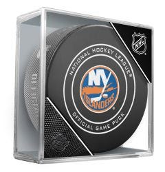 New York Islanders Official NHL Game Puck