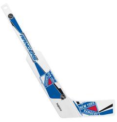 New York Rangers Plastic Mini Goalie Stick