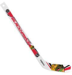 Chicago Blackhawks Plastic Mini Player Hockey Stick