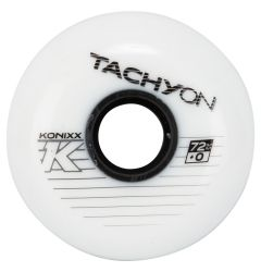 Konixx Tachyon Roller Hockey Wheel - White