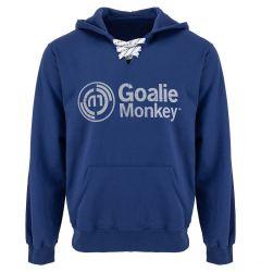 Goalie Monkey Skate Lace Senior Pullover Hoody