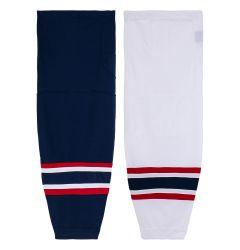Columbus Blue Jackets MonkeySports Mesh Hockey Socks