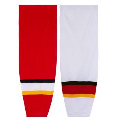 Calgary Flames MonkeySports Mesh Hockey Socks