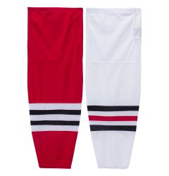Chicago Blackhawks MonkeySports Mesh Hockey Socks