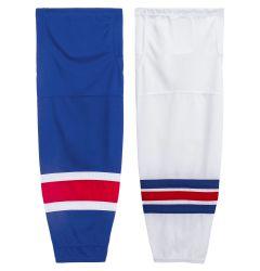 New York Rangers MonkeySports Mesh Hockey Socks