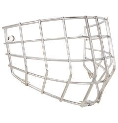 CCM Pro Stainless Steel Certified Straight Bar Goalie Cage