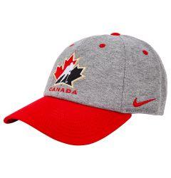 Team Canada Hockey Nike Strapback Dad Hat
