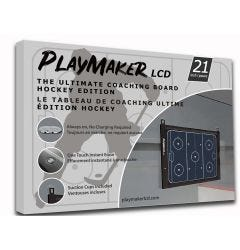 Playmaker LCD Hockey Coaching Board