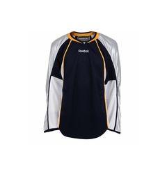 Nashville Predators Reebok Edge Uncrested Junior Hockey Jersey (Old)