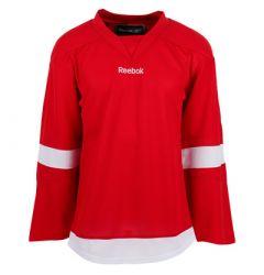 Detroit Red Wings Reebok Edge Uncrested Junior Hockey Jersey