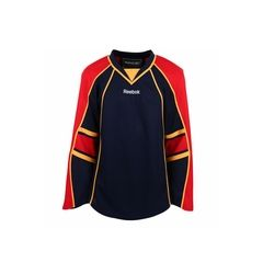 Florida Panthers Reebok Edge Uncrested Junior Hockey Jersey (Old)