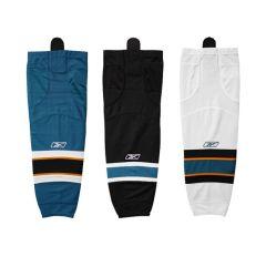 San Jose Sharks Reebok Edge SX100 Mesh Hockey Socks