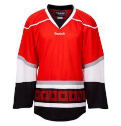 Carolina Hurricanes Reebok Edge Uncrested Junior Hockey Jersey (Old)