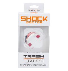 Shock Doctor Trash Talker Adult Mouthguard - USA