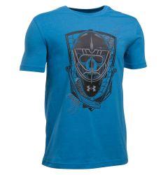 Under Armour Goal Hard Youth Short Sleeve Tee Shirt