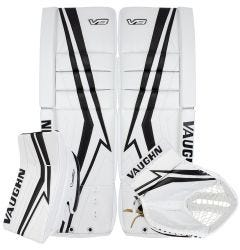 Vaughn Velocity V9 Pro Carbon Senior Goalie Equipment Combo