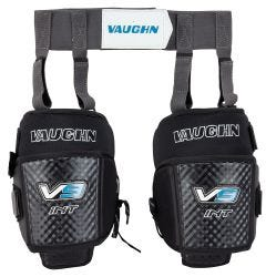 Vaughn Velocity V9 Intermediate Goalie Knee & Thigh Protector