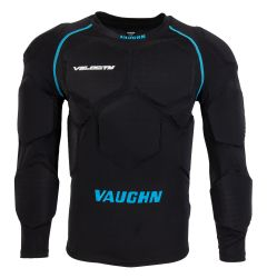 Vaughn Velocity V9 Senior Goalie Padded Compression Shirt