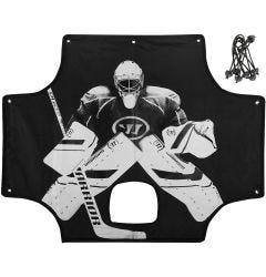 Warrior 72in. Hockey Shooter Tutor