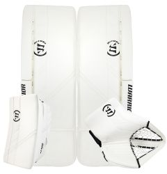 Warrior Ritual G5 Pro Senior Goalie Equipment Combo