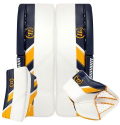 Warrior Ritual G5 Senior+ Goalie Equipment Combo