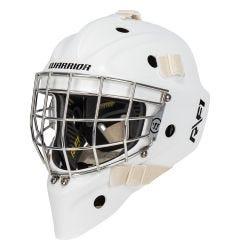 Warrior Ritual R/F1 Junior+ Certified Straight Bar Goalie Mask