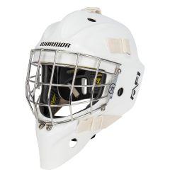 Warrior Ritual R/F1 Pro Senior Certified Straight Bar Goalie Mask