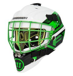 Warrior Ritual R/F1 Youth Certified Straight Bar Goalie Mask