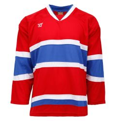 Warrior KH130 Youth Hockey Jersey - Montreal Canadiens