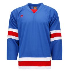 Warrior KH130 Senior Hockey Jersey - New York Rangers
