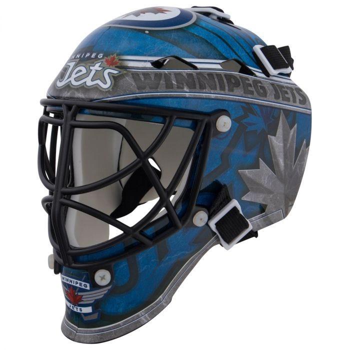 Winnipeg Jets Franklin Mini Goalie Mask