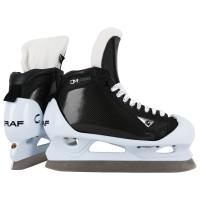 Graf DM1080 Sr. White Goalie Skates