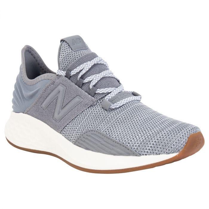 New Balance Fresh Foam Roav Knit Women's Running Shoes - Grey