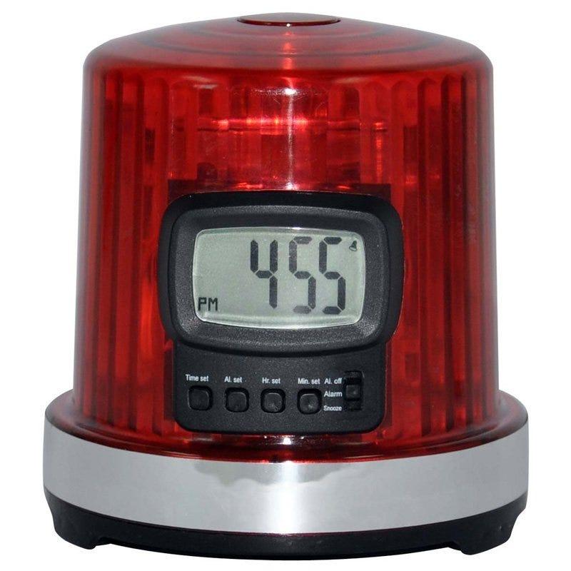 Fan Fever The Goal Light Alarm Clock