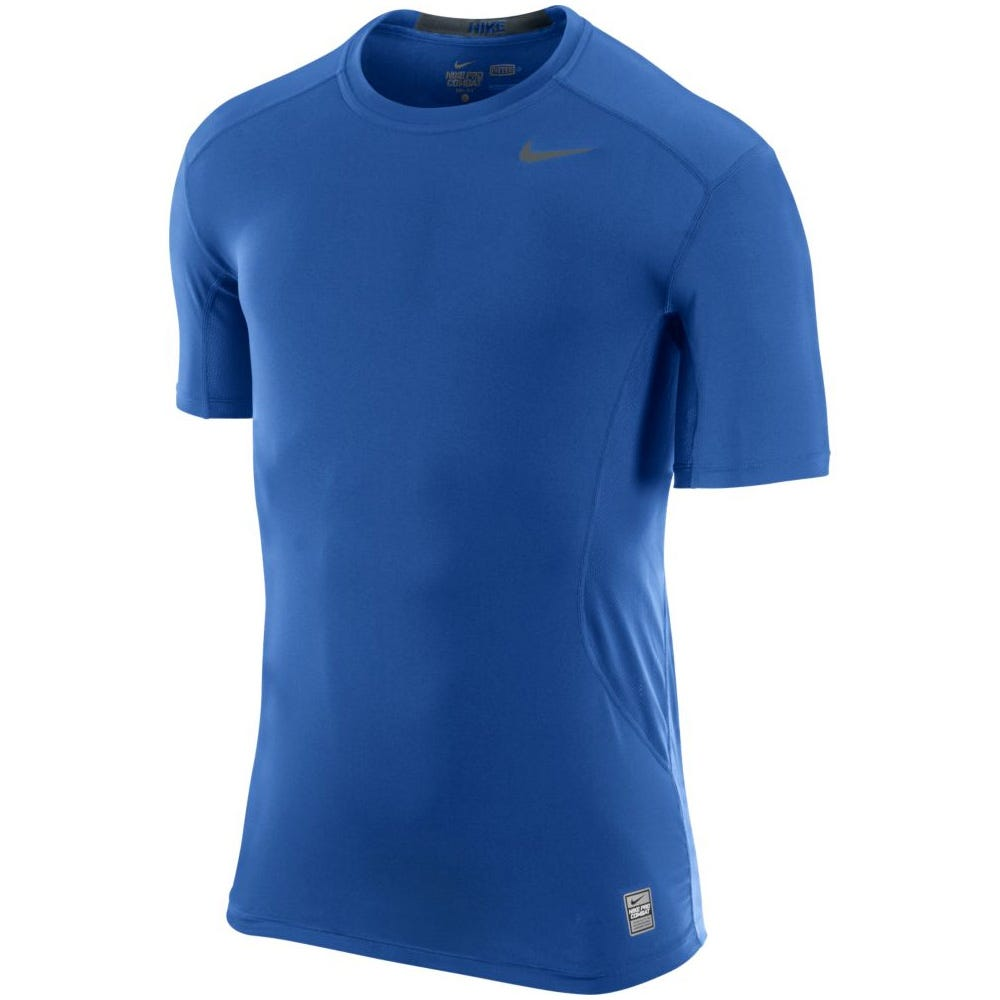 Nike Pro Combat Core Fitted 20 Adult Long Sleeve Shirt