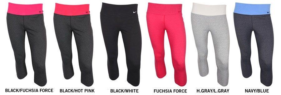 efaea00f4da542 Nike Legend 2.0 Women's Tight-Fit Capris