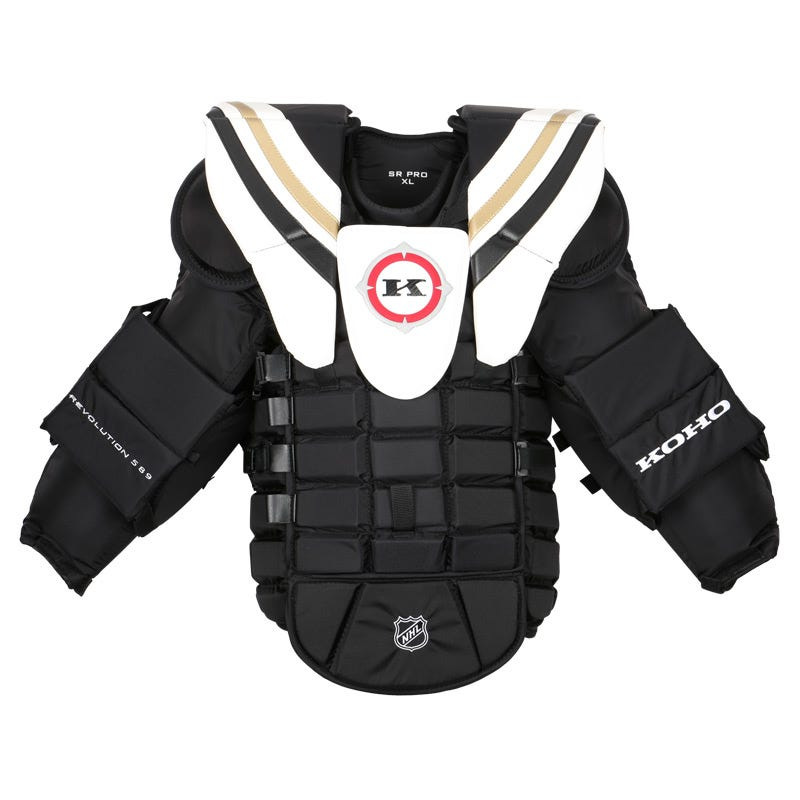 Koho Revolution 589 Pro Goalie Chest Protector