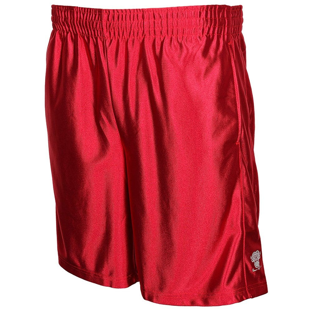 Monkey Sport by Pepper Foster - Jordans Adult Short Red