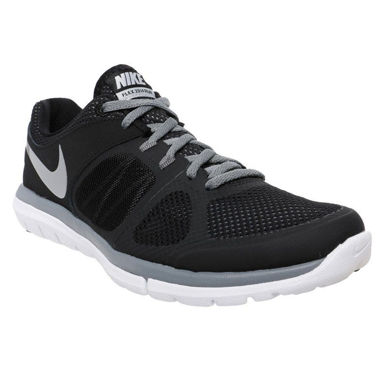 67 98 nike flex run s running shoes black