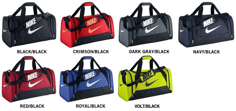 descuento especial de última colección vendido en todo el mundo Nike Brasilia 6 Duffel Bag Sports & Fitness Gym Bags Sports ...
