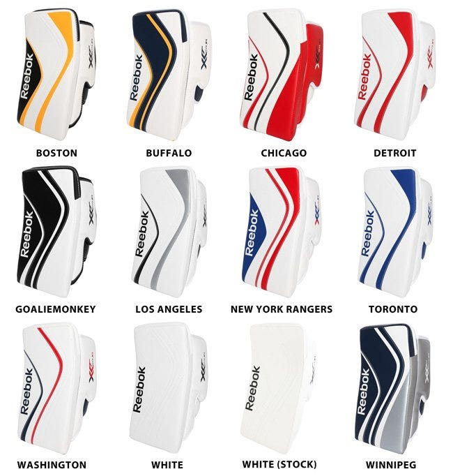 Reebok Premier X24 Jr. Goalie Blocker