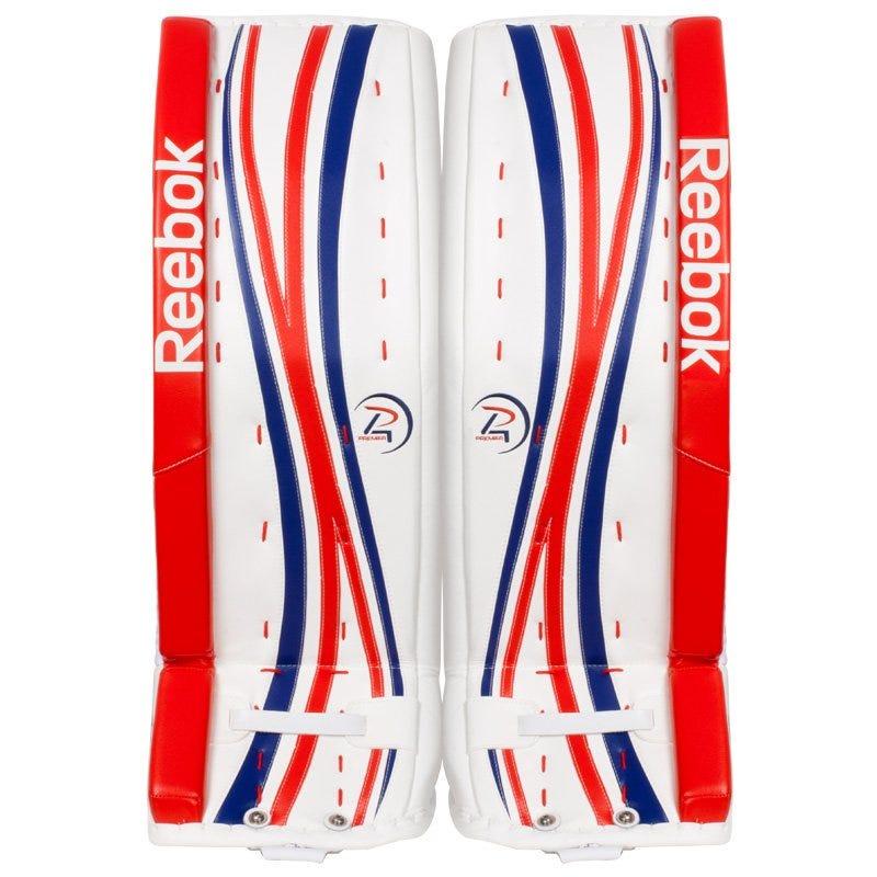 Reebok Premier 4 Pro Goalie Leg Pads