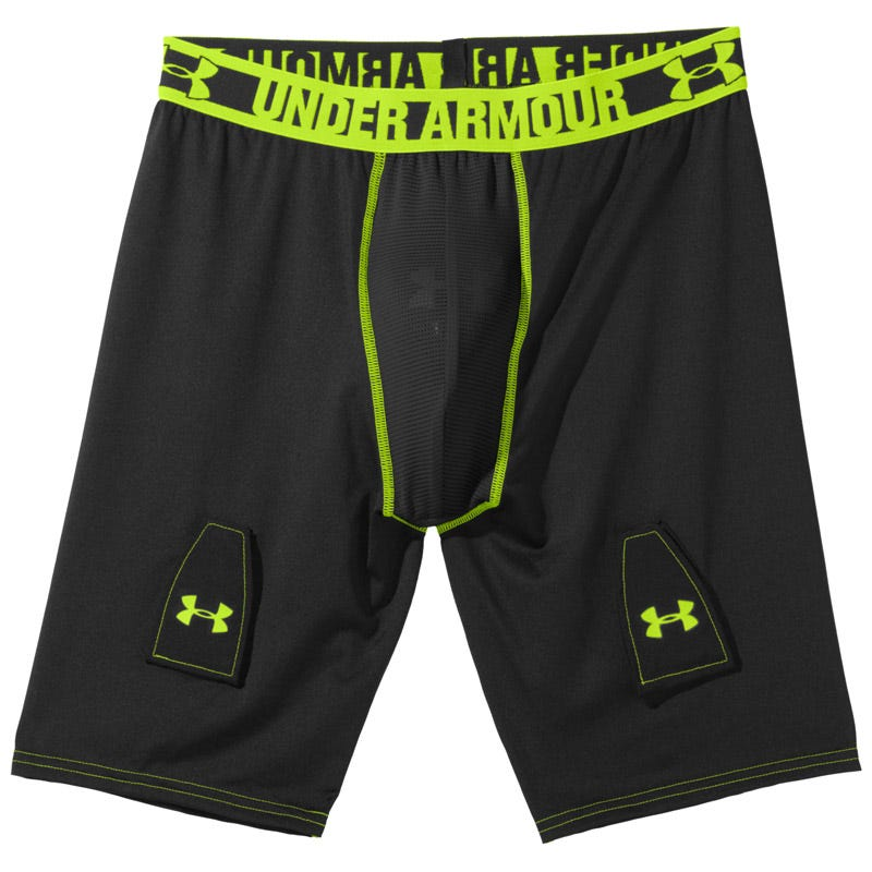 Under Armour Grippy Sr. Compression Shorts wCup