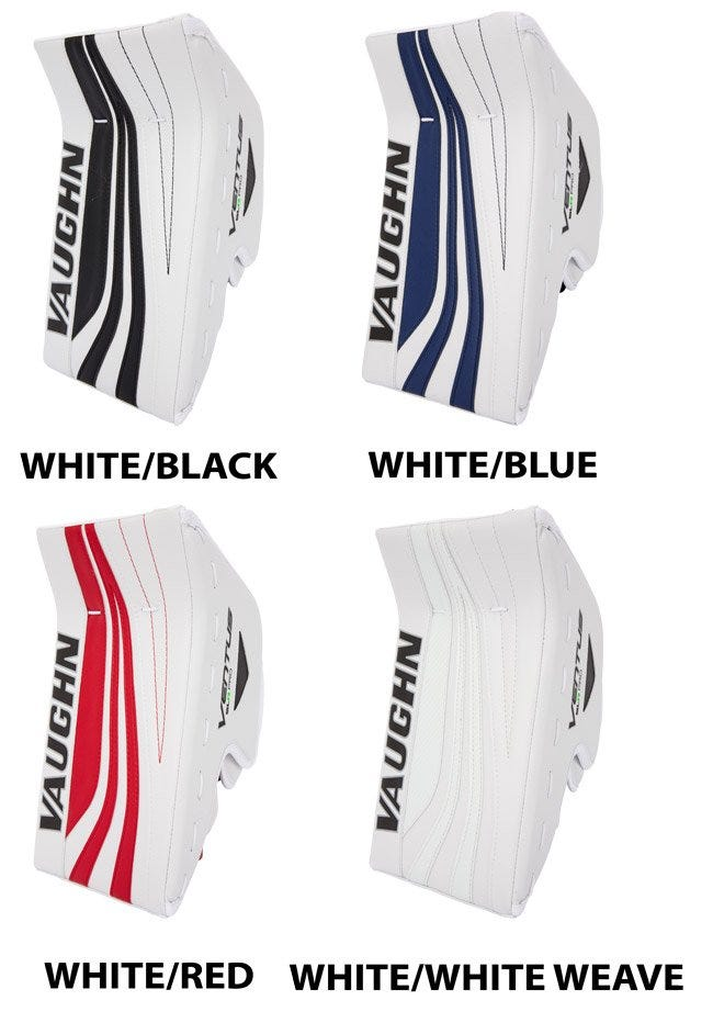 Vaughn Ventus SLR Senior Pro Goalie Blocker