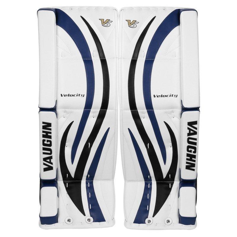 Vaughn Velocity V5 7490 Int. Goalie Leg Pads