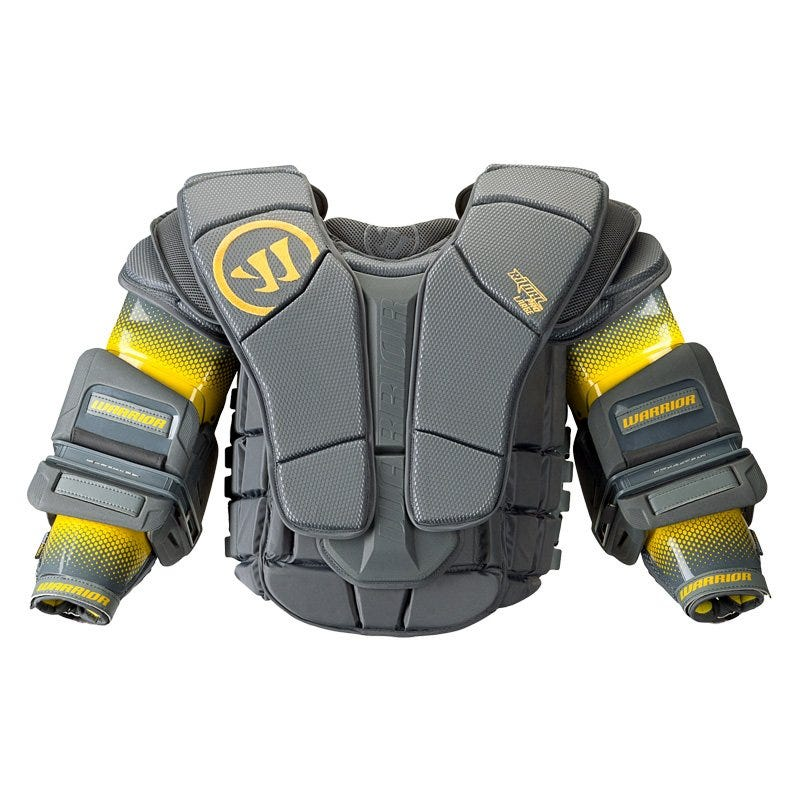 Warrior Ritual Pro Goalie Chest  Arm Protector