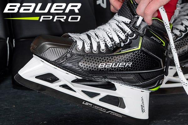 Bauer Pro Goalie Skates