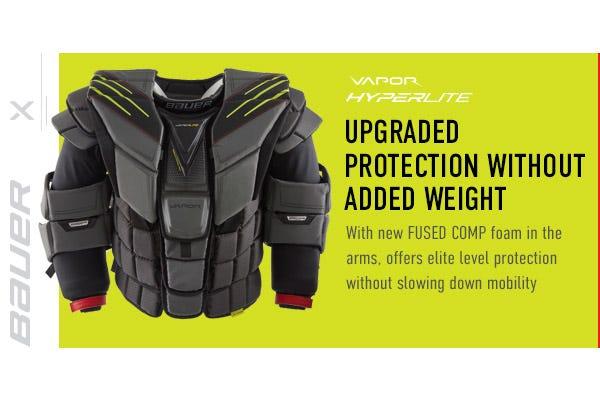 Bauer Vapor Hyperlite Pro Senior Goalie Chest & Arm Protector
