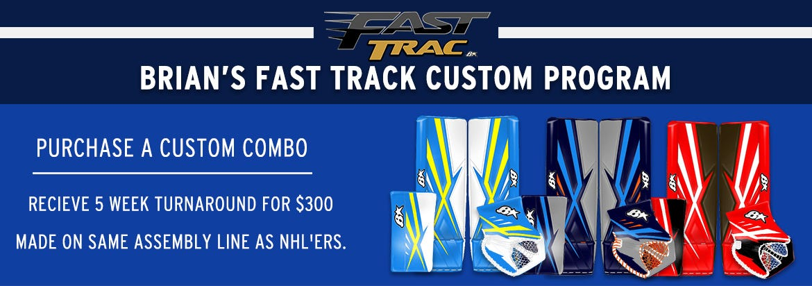 Brian's FastTrac Custom Program