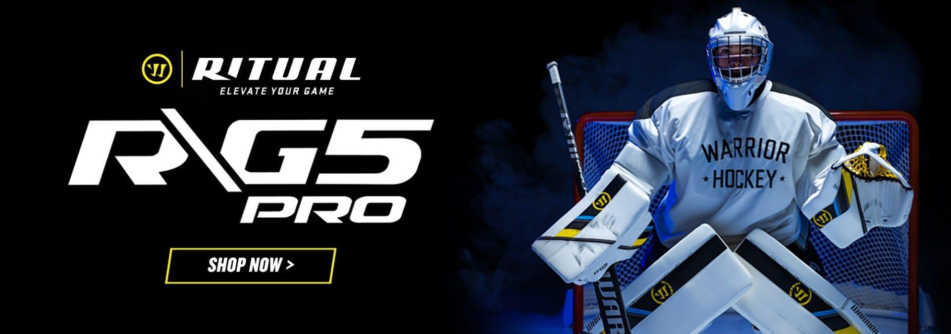 Warrior Ritual G5 Goalie Equipment